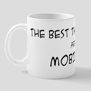 Best Things in Life: Mobile Mug