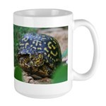 Box Turtle Large Mug