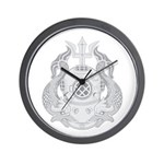 Master Diver Wall Clock