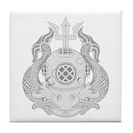 Master Diver Tile Coaster