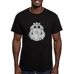 Master Diver Men's Fitted T-Shirt (dark)