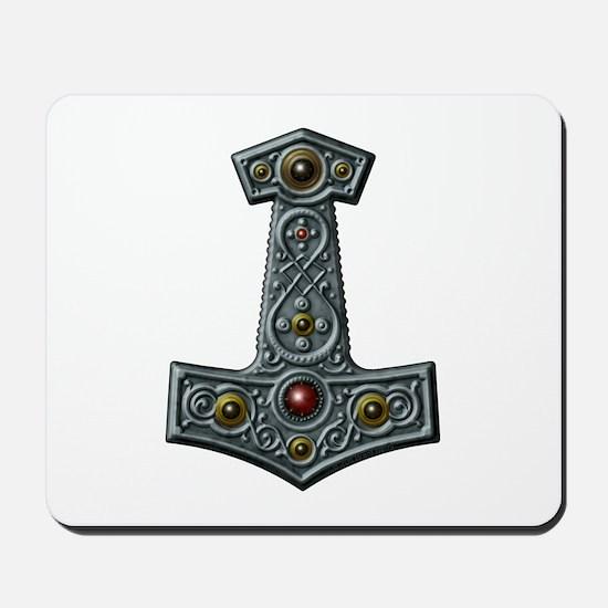 Thor's Hammer X-S Mousepad