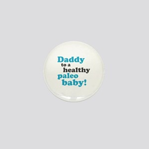 Paleo Daddy Mini Button