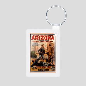 Arizona Aluminum Photo Keychain