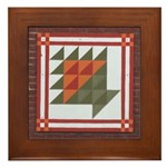 Basket Framed Tile