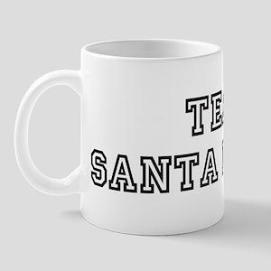 Team Santa Monica Mug