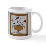 Flower Pot Quilt Mug