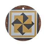 Eagle's Wings Ornament (Round)