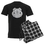 First Class Diver Men's Dark Pajamas