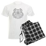 First Class Diver Men's Light Pajamas