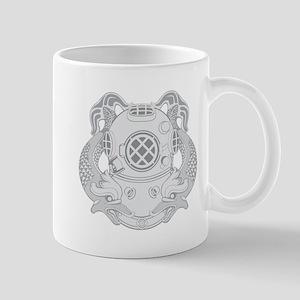 First Class Diver Mug