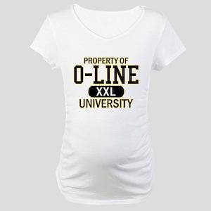 O-LINE U Maternity T-Shirt