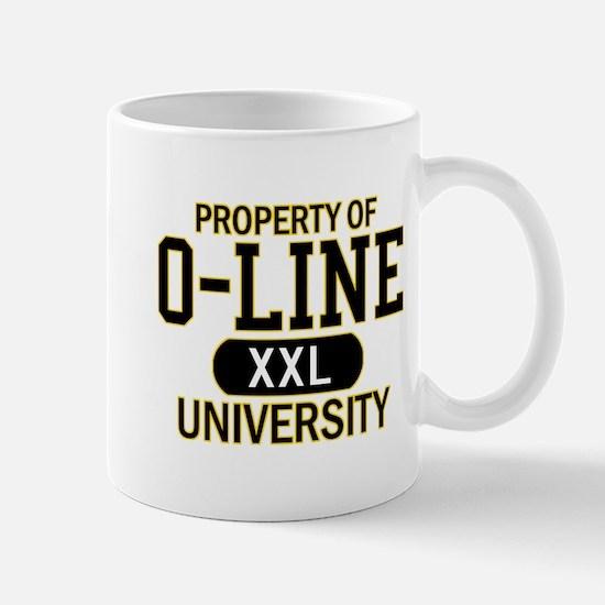 O-LINE U Mug