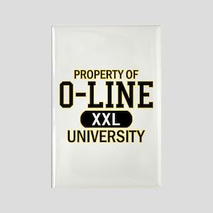 O-LINE U Rectangle Magnet