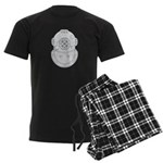 Second Class Diver Men's Dark Pajamas