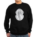Second Class Diver Sweatshirt (dark)
