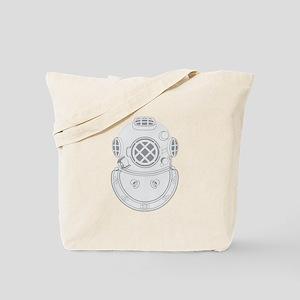 Second Class Diver Tote Bag