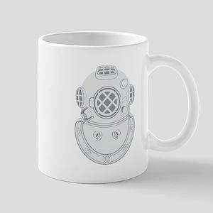 Second Class Diver Mug
