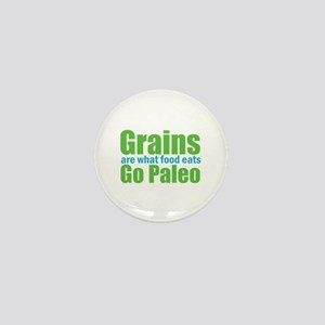 What Food Eats Mini Button