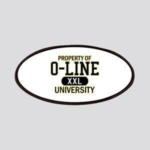 O-LINE U Patches