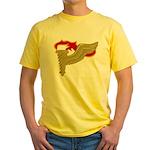 Pathfinder Yellow T-Shirt