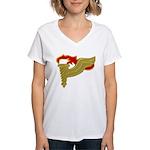 Pathfinder Women's V-Neck T-Shirt