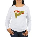 Pathfinder Women's Long Sleeve T-Shirt