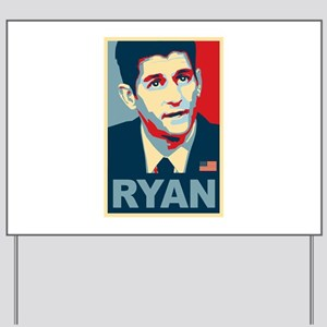 Paul Ryan Yard Sign
