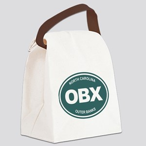OBX Canvas Lunch Bag