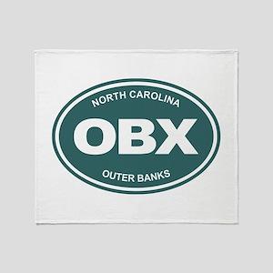 OBX Throw Blanket