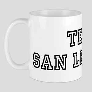 Team San Leandro Mug