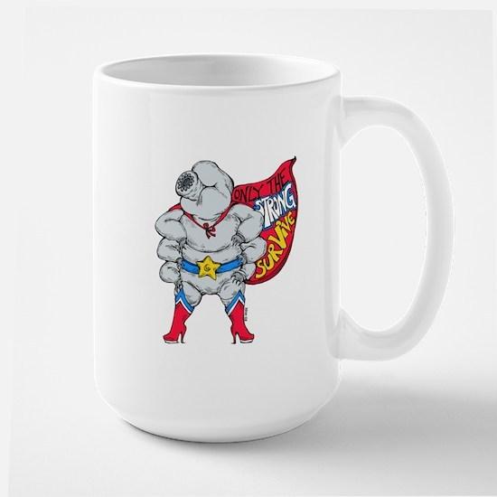 Strong Tardigrade Mugs