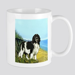 Landseer on the Beach Mug