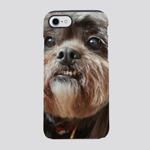 close up of face of Kona showi iPhone 7 Tough Case
