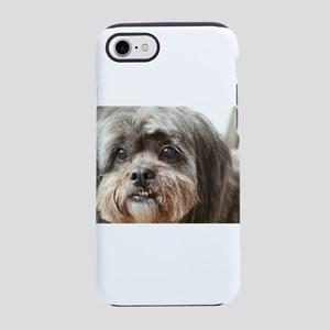 close Kona face lhasa mi iPhone 7 Tough Case