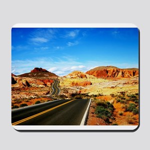 Valley of Fire Mousepad