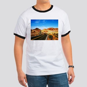 Valley of Fire Ringer T