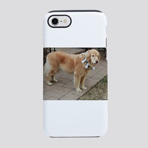 nala with Halloween necklace iPhone 7 Tough Case