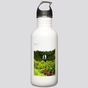 Opeakaa Falls, Hawaii Stainless Water Bottle 1.0L
