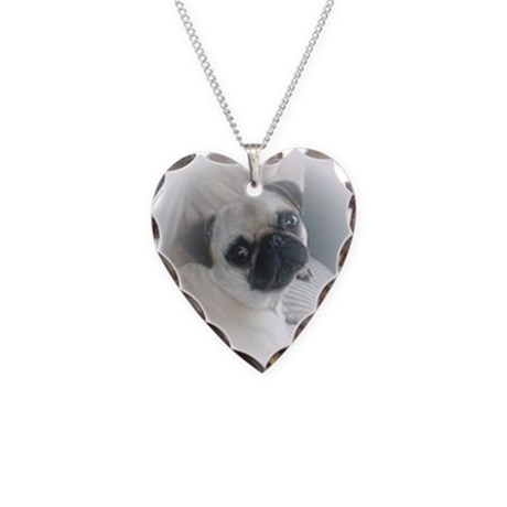Little Edna Necklace Heart Charm