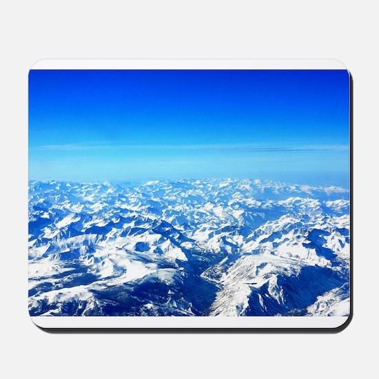 Sierra Mountains Mousepad