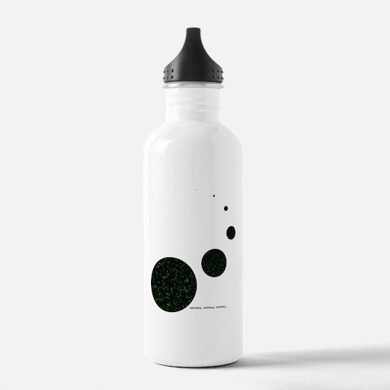 Cute Elegans Water Bottle