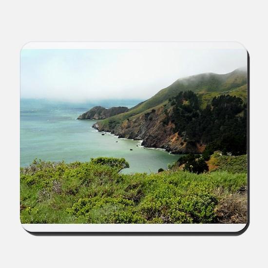 Marin Headlands Mousepad