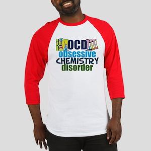 Funny Chemistry Baseball Jersey