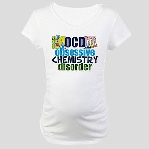 Funny Chemistry Maternity T-Shirt