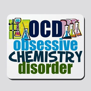 Funny Chemistry Mousepad