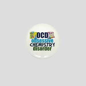 Funny Chemistry Mini Button