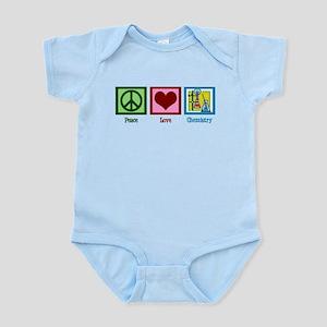 Peace Love Chemistry Infant Bodysuit