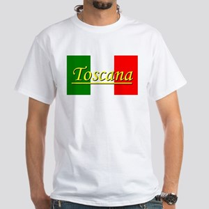 Tuscany Black T-Shirt