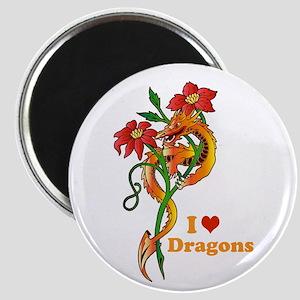 Dragon Dance Magnet